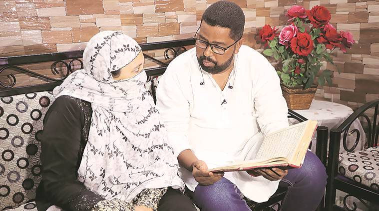 Read in Quran that women can pray in mosques: Couple who filed SC plea