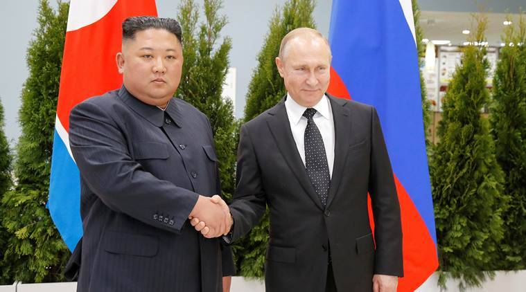 Kim-Putin summit in Russia LIVE UPDATES: