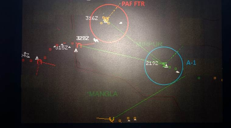 f-16, iaf f-16 proof, indian air force, indian air force on f-16, pakistan on f-16, february 27 airstrikes