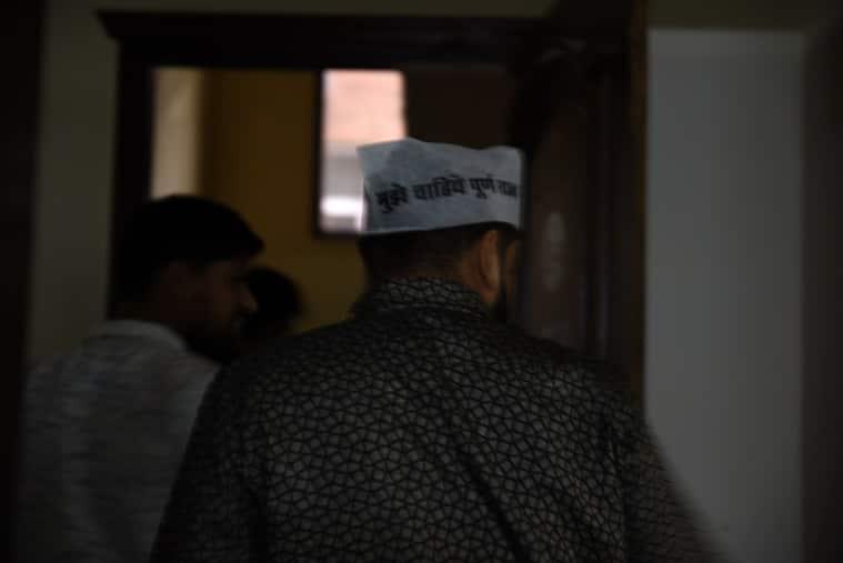 raghav chadha, aap south delhi candidate, ramesh bidhuri, pm narendra modi, amit shah, lok sabha elections 2019, aam aadmi party, AAP lok sabha candidate, raghav chadha AAP, election news, indian express