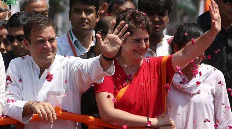 Smriti Irani Distributed Shoes In Amethi To Belittle Rahul Gandhi: Priyanka