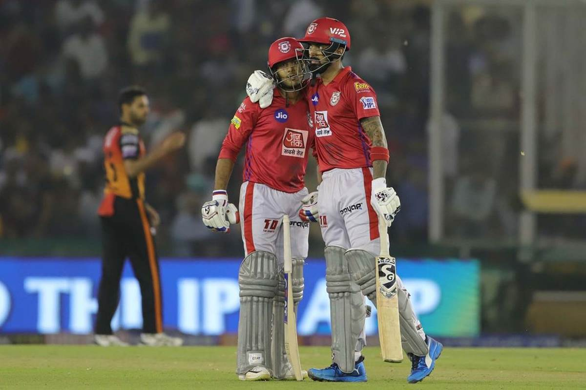 Ipl 2019 Kxip Vs Srh Match Highlights Kl Rahul Leads Kxip To 6 Wicket Win Sports News The Indian Express