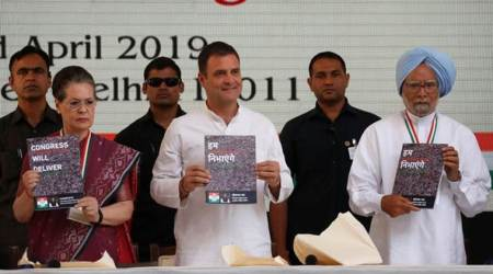 Congress manifesto 2019: Party vows to scrap sedition law, criminal defamation