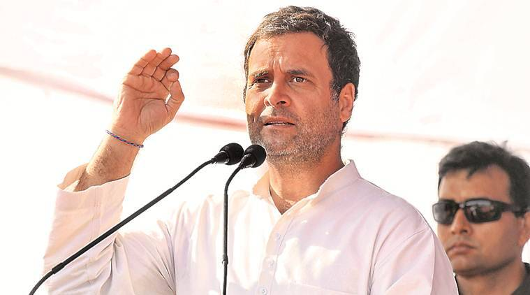 Asked Pm Modi For Farm Loan Waiver, He Didn't Utter A Word: Rahul Gandhi