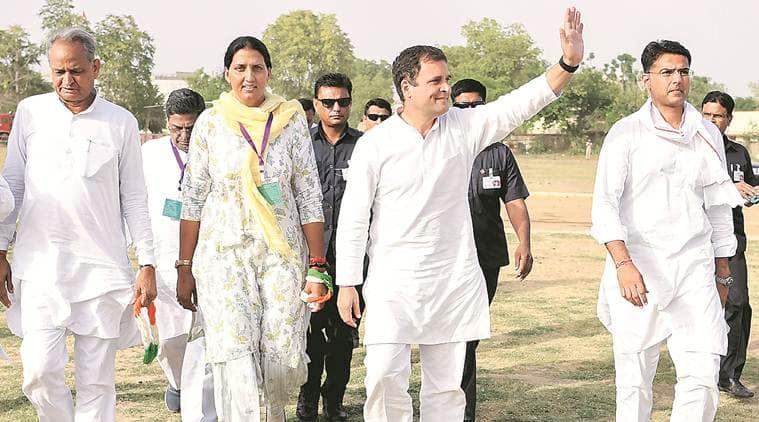 rahul gandhi, rahul gandhi rally, rahul gandhi election rally, rahul gandhi on pm modi, pm modi, narendra modi, narendra modi ache din, rahul gandhi campaign, congress campaign, lok sabha election, lok sabha polls, indian express