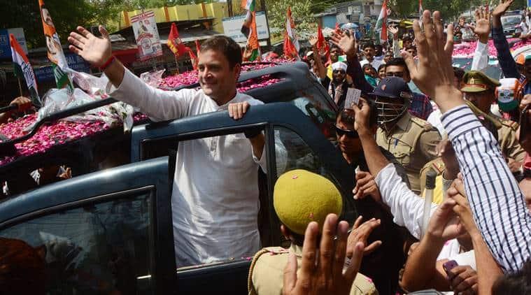 Lok Sabha elections: Rahul Gandhi says Congress campaign song a 'big hit'