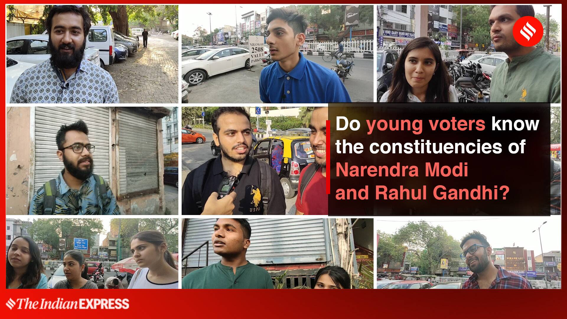 Lok Sabha Election 2019: Young Voters Tell Us The Constituencies Of Narendra Modi And Rahul Gandhi