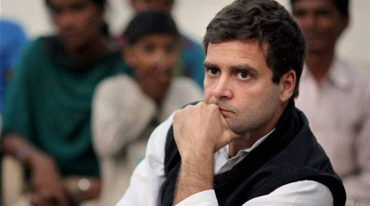 rahul gandhi, rahul gandhi amul baby, amul baby remark, VS Achuthanandan, VS Achuthanandan amul baby remark, rahul gandhi to contest from kerala, wayanad, election news