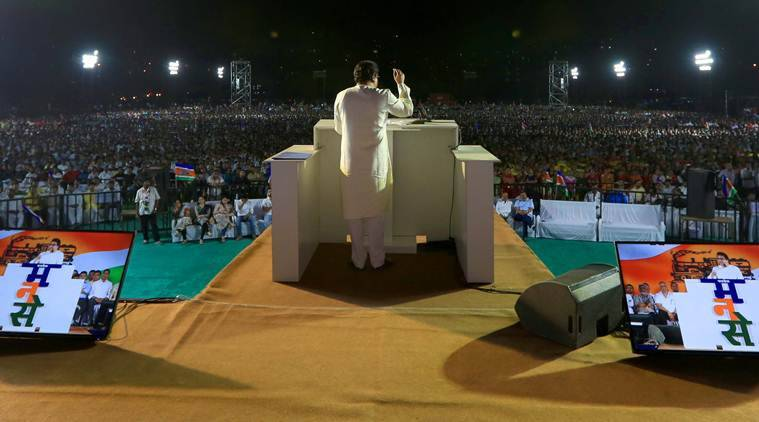 Raj Thackeray, mns, Shiv Sena, BJP, Raj Thackeray on Narendra Modi, Raj Thackeray BJP factcheck, BJP factcheck, Raj Thackeray rally, Raj Thackeray speech, lok sabha elections 2019, Maharashtra elections
