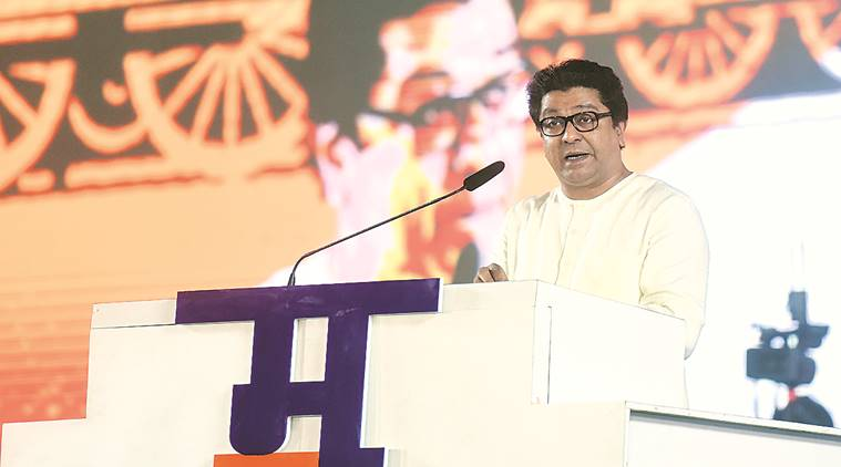 Raj Thackeray, mns, Shiv Sena, maharashtra lok sabha elections 2019, lok sabha elections 2019, lok sabha elections, mumbai news, mumbai lok sabha polls,