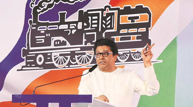 Raj Thackeray, mns, Shiv Sena, maharashtra lok sabha elections 2019, Raj Thackeray on Narendra Modi, Raj Thackeray rally, Raj Thackeray speech, lok sabha elections 2019, lok sabha elections, mumbai news, mumbai lok sabha polls,