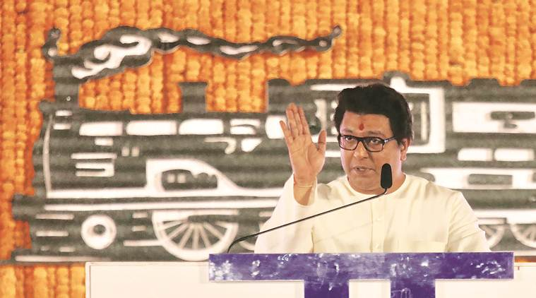 Kept out of Congress-NCP, sliding in state, Raj Thackeray takes anti-Modi turn