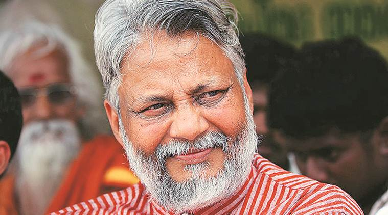 rajendra singh, water conservationist, environmentalist, waterman of india, rajendra singh on ganga, ganga pollution, rajendra singh on namami gange, indian express