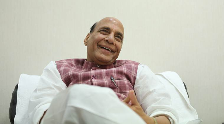 Rajnath Singh: '(Valley) turmoil will end... How long can a handful of leaders betray people'
