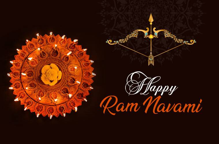 ram navami, lord ram, ram navami 2019, greetings, messages, indian express
