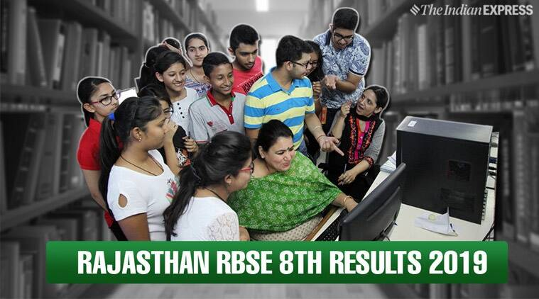 Rajasthan Rbse 8th Result 2019 Release Date And Time