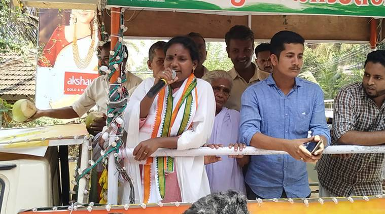 In Kerala's Alathur, woman Congress candidate faces not just CPM but blatant misogyny as well