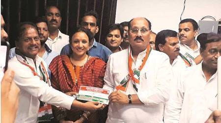 Lok Sabha Elections 2019: BJP leader Ramakant Yadav joins Congress