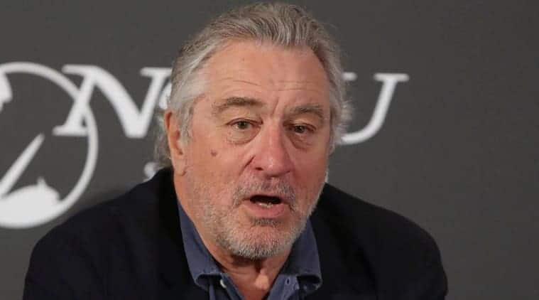 Robert De Niro likens US President Donald Trump to 'wannabe gangster'