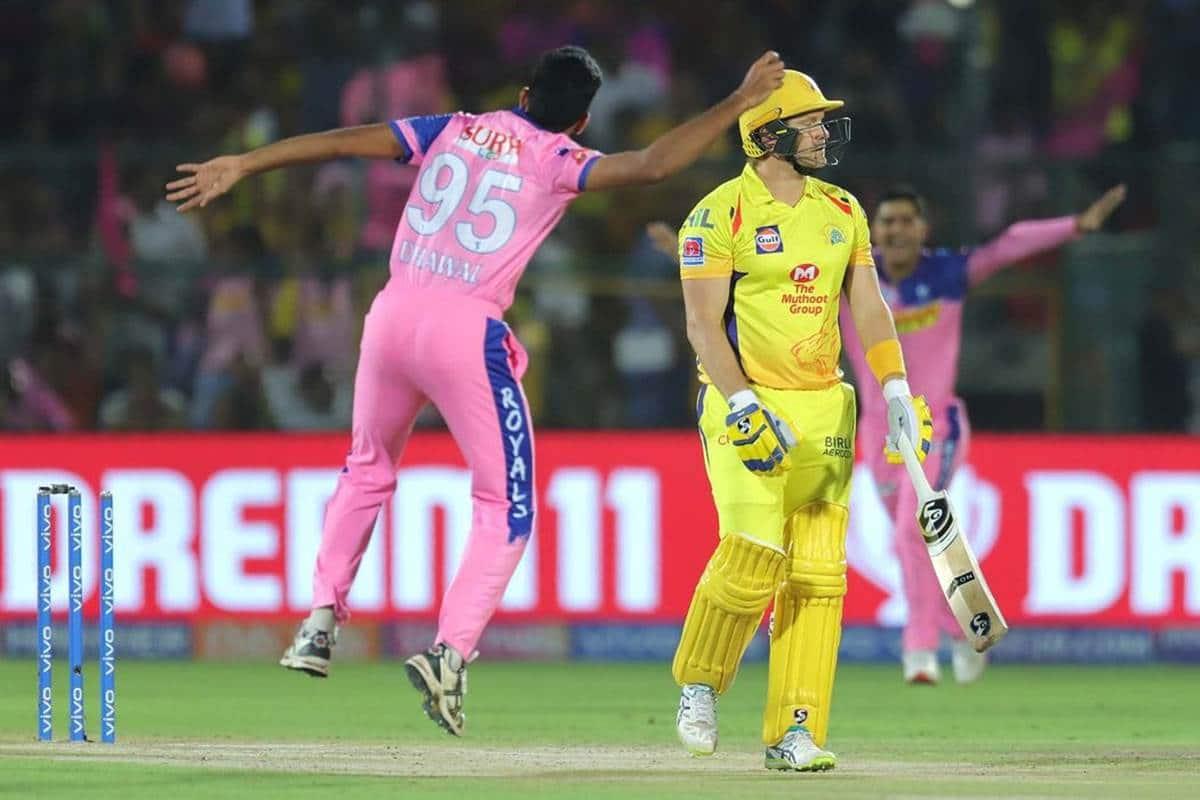 IPL 2019, RR vs CSK Highlights: Chennai Super Kings pull off