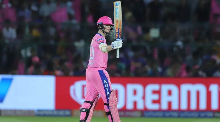 Ipl 2019, Rr Vs Mi: 'new' Captain Steve Smith Leads Rajasthan To Five-wicket Win