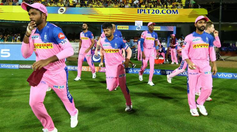 IPL 2019, RR vs RCB Live Cricket Match Score Streaming
