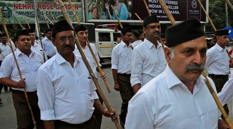 Meet Chandigarh's new age RSS recruits
