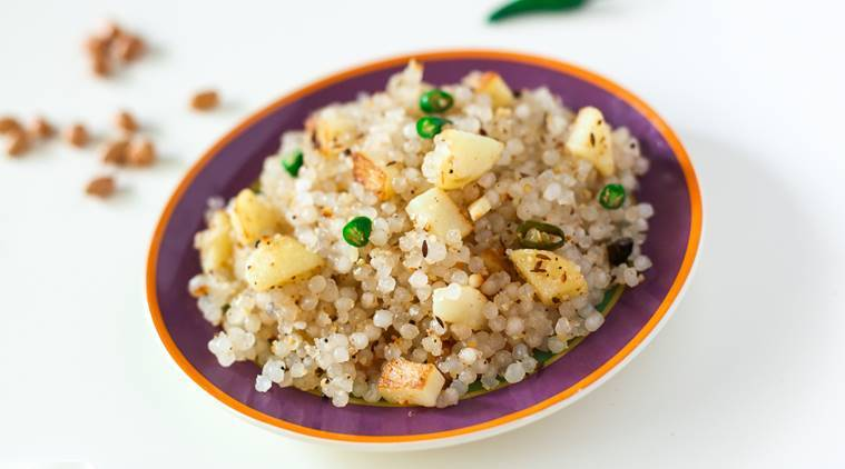 gudi padwa healthy recipes sabudana khichdi