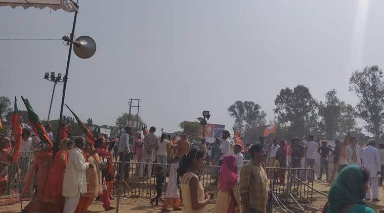 Crowd at PM's Saharanpur rally: 'Modi is Kanhaiya of Gujarat, a celebrity'