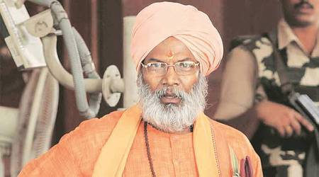 sakshi maharaj covid-19, unnao mp sakshi maharaj, COVID-19 protocols, india news, indian express