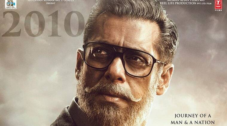 Salman Khan looks intense in brand new poster of Bharat