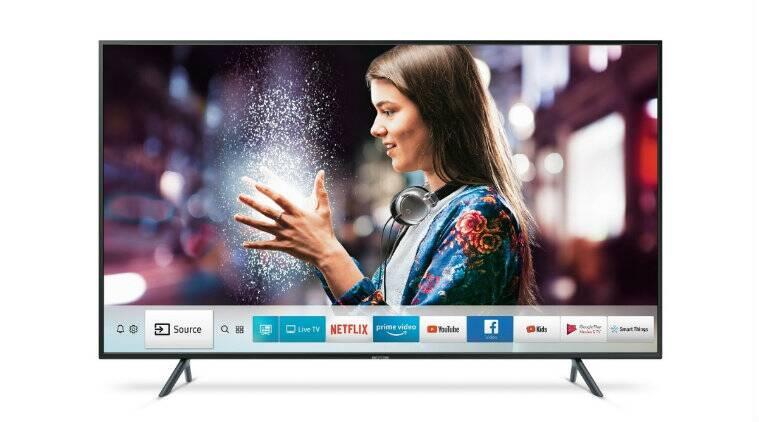 Samsung, Samsung Smart TV, Samsung Smart TV Unbox, Samsung Smart TV make in India, Samsung make in India, Samsung Smart TV range, Samsung Smart TV price, Samsung Smart TVSamsung Smart TV specs, Samsung Smart TV specifications