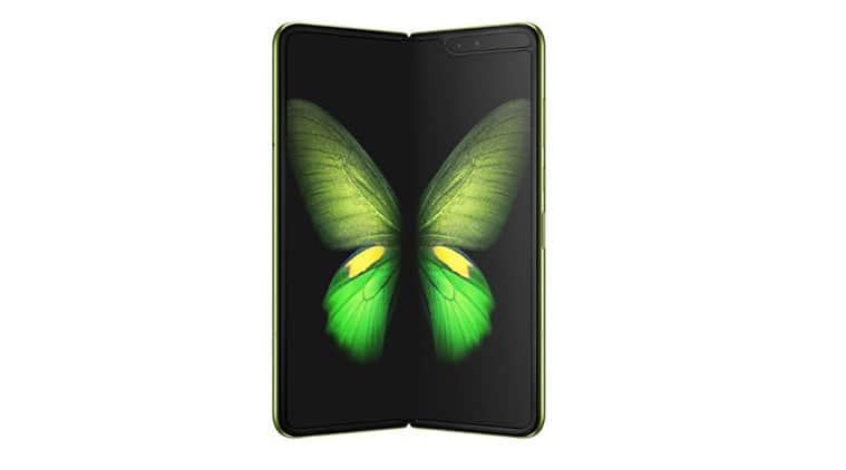 Samsung, Samsung Galaxy Fold, Galaxy Fold specifications, Galaxy Fold features, Galaxy Fold price, Galaxy Fold India, Galaxy Fold foldable phone, Samsung foldable phone, Galaxy F features