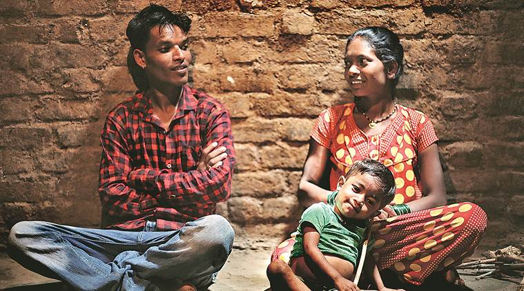 palghar, malnourishment, malnourishment in maharashtra, maharashtra tribal malnutrition, malnutrition among children, congress nyay scheme, nyay scheme, elections 2019, lok sabha elections 2019, election news