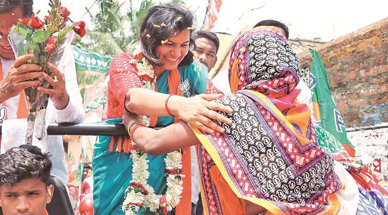 If there's so much poverty (in Odisha), it's a matter of failed governance: Aparajita Sarangi