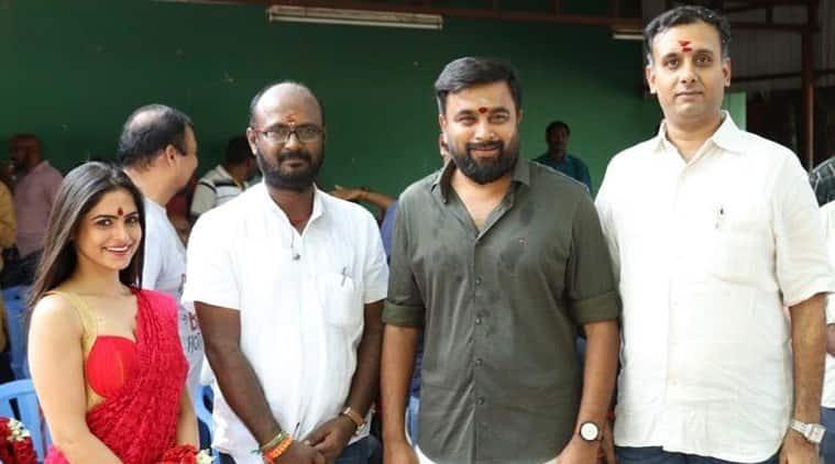 The Sasikumar film is helmed by NV Nirmal Kumar