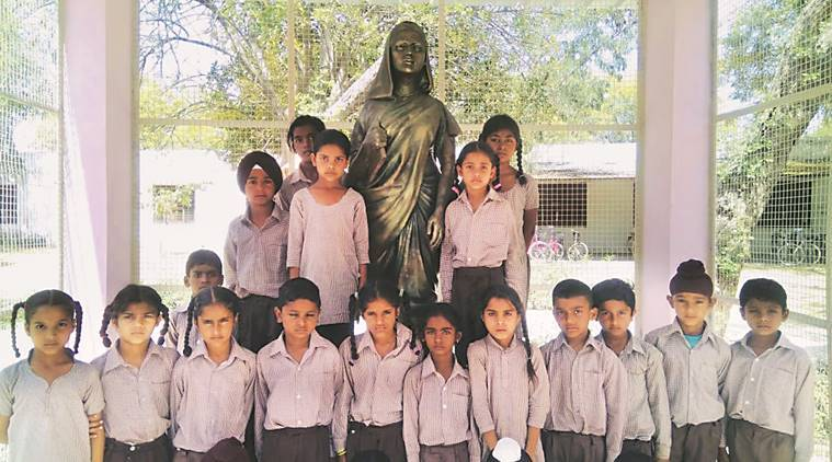 Ludhiana: The original 'beti padhao' icon gets a statue in Punjab, 122 yrs after death
