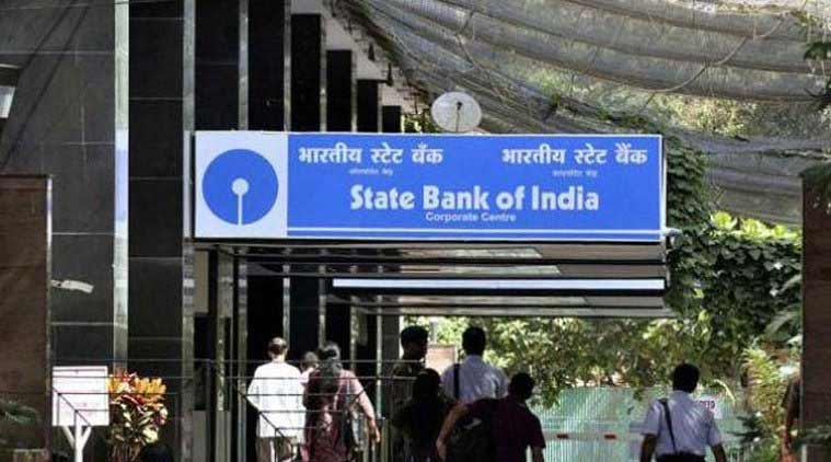 State Bank of India, SBI, SBI net profit, SBI profit, fiscal deficit, bank loss, SBI NPA, Non-performing assets, BSE, bank news, Indian express