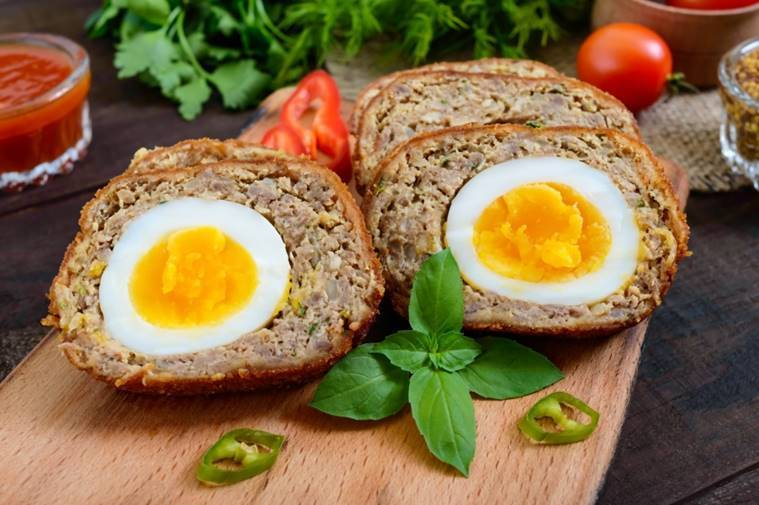 good food, scotch eggs, recipe