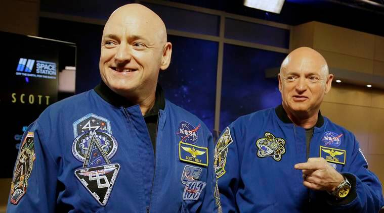 NASA's twins' study reveals the effect of the human body in space