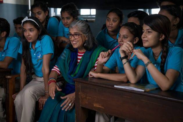 ratna pathak shah in selection day 2