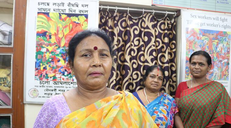 Lok Sabha elections, 2019 lok sabha elections, Kolkata red light area, kolkata sex workers, sonagachi sex workers, bengal elections sex workers, sex workers election, bengal news, india news, indian express, kolkata news