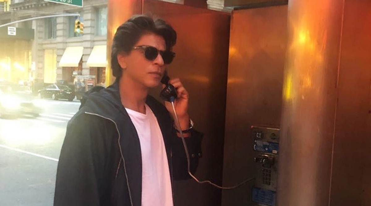 This is Shah Rukh Khan's new favourite gadget | Entertainment News,The Indian Express