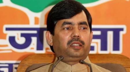Shahnawaz Hussain, article 370, article 370 abrogation, jammu and kashmir, j&k bjp, kashmir local body elections, indian express