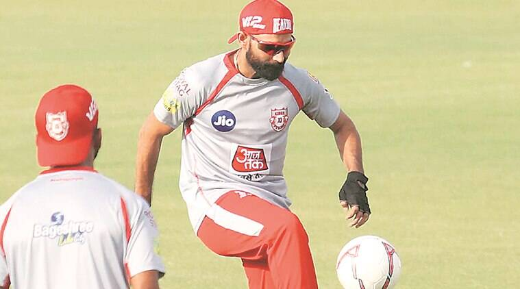mohammad shami, ipl, Kings XI Punjab, world cup, cricket, india, australia, fitness, chandigarh, indian express news