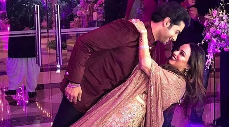 Inside Ssharad Malhotra's sangeet and engagement ceremony