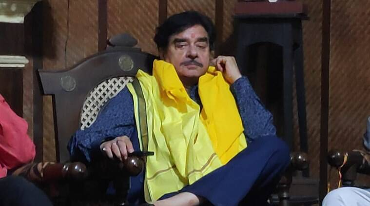Shatrughan Sinha: 'i Paid The Price Of Sticking To Truth And Principles'