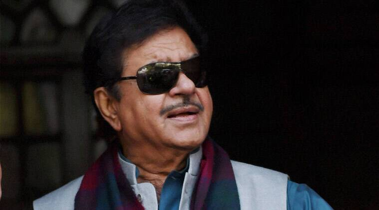 Shatrughan Sinha joins Congress, says no progress in BJP except 'rise of dictatorship'