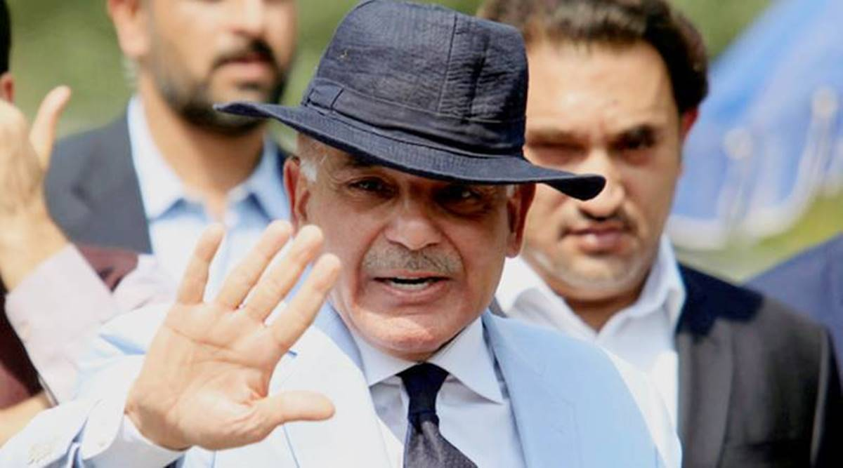 Pakistan's opposition leader Shahbaz Sharif arrested in money laundering case