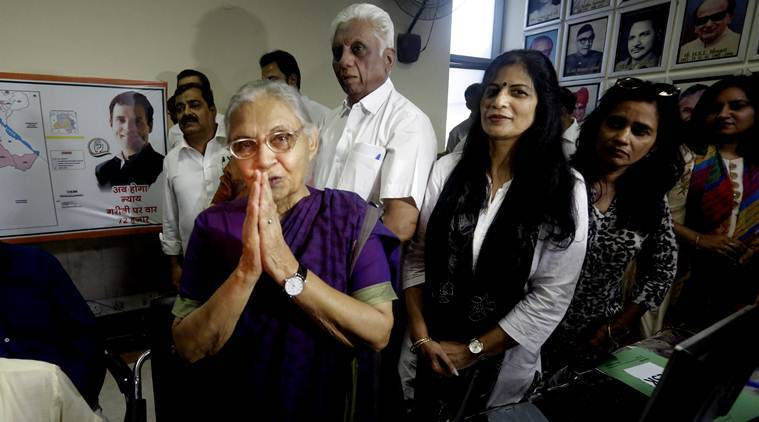 Lok Sabha Elections: Sheila Could Fight From Chandni Chowk, Lovely From East Delhi